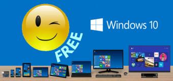 Кто не будет платить за Windows 10