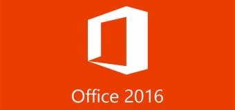 Вышел Office 2016 Public Preview