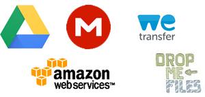 Хранилища и сервисы передачи файлов